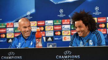 """Marcelo nu l-a uitat pe Zizou! """"Am dat totul pentru Zidane"""" Ce spune de plecarea de la Real Madrid!"""