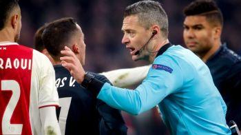 Catalanii sar la gatul UEFA dupa Ajax - Real Madrid! Ce spun de golul anulat de Skomina! Atac direct la Florentino Perez!