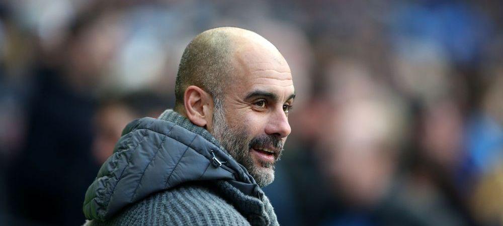 Guardiola vrea echipa PERFECTA la Man City! Transfer incredibil pregatit de Pep: nou record pentru Premier League