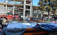 Patinoarul Flamaropol nu va fi finalizat in vara acestui an, asa cum a promis primarul Bucurestiului. Cum arata acum. FOTO