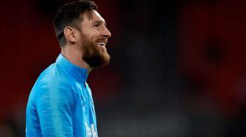 Contract pe 5 ani oferit lui Leo Messi! Anuntul facut astazi de Barcelona