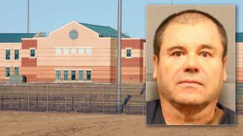 El Chapo, trimis la cea mai SIGURA inchisoare din SUA! Americanii sunt convinsi ca nu are cum sa evadeze. Unde executa sentinta