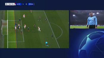 """""""Golul trebuia acordat!"""" Ce spune Craciunescu dupa primul gol din ISTORIA Champions League anulat dupa consultarea VAR"""