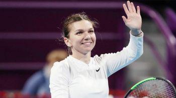 SIMONA HALEP - JULIA GEORGES 7-6, 7-6   Victorie FABULOASA pentru Simona: Halep se califica in semifinale la Doha! Cu cine va juca