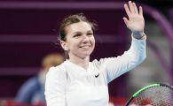 SIMONA HALEP - JULIA GEORGES 7-6, 7-6 | Victorie FABULOASA pentru Simona: Halep se califica in semifinale la Doha! Cu cine va juca