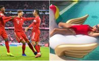 """Gata, vreau la Barcelona!"" Starul de la Bayern care a primit ordin de la sotie sa se transfere la Barca! Cum arata blondina: GALERIE FOTO"