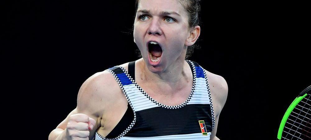 SIMONA HALEP - ELINA SVITOLINA   A fost anuntata ora de disputare a semifinalei de la Doha! Istoricul intalnirilor dintre Halep si Svitolina