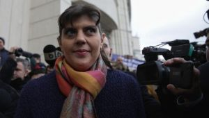 Laura Codruta Kovesi, acuzata ca a luat mita 268.689 lei. Anuntul PICCJ