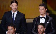 """""""Pai asta-i provocare?!"""" Ibrahimovic, intepatura la adresa lui Ronaldo si a transferului sau la Juventus"""