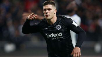 Lovitura pentru Barcelona! Chelsea a intrat pe fir pentru transferul golgheterului Germaniei si ofera o suma impresionanta pentru Jovic