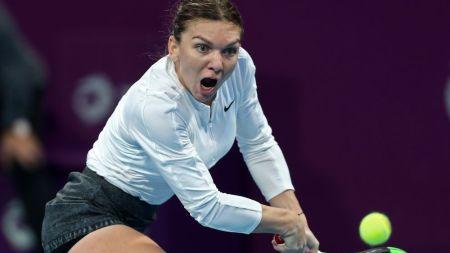 SIMONA HALEP - ELINA SVITOLINA 6-3 3-6 6-4 | VICTORIEEEE! Simona Halep e in finala la Doha dupa o REVENIRE FANTASTICA in decisiv!