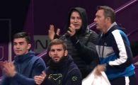 HALEP, DOHA | Cum a trait Van Cleemput THRILLER-ul cu Julia Georges. Noul antrenor al Simonei, nemultumit!