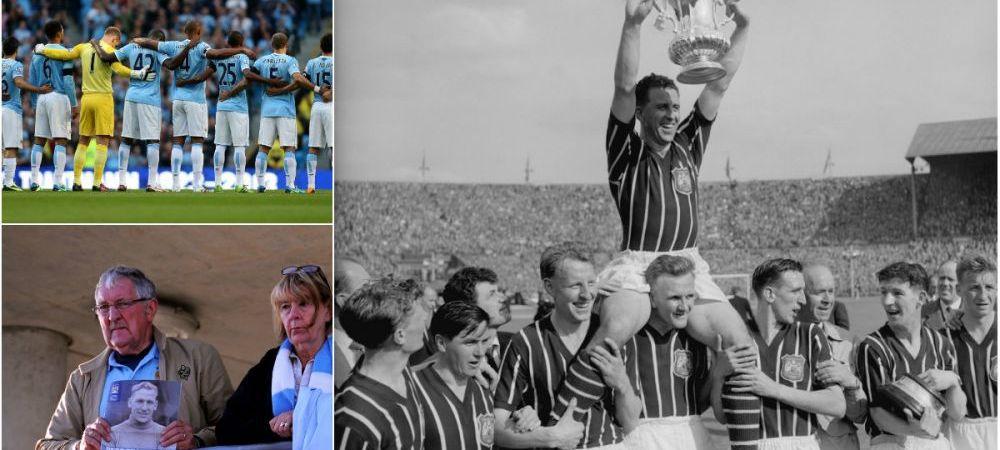 Incredibila poveste a soldatului nazist care a scris istorie in fotbalul englez! Urat de toti, a jucat cu gatul rupt in finala Cupei Angliei si a castigat trofeul, apoi a devenit erou