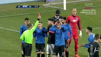 VIITORUL - POLI IASI 0-1  Meci NEBUN cu 2 eliminari si gol din penalty! Reusita lui Garros o duce pe Iasi pe loc de play-off