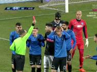 VIITORUL - POLI IASI 0-1| Meci NEBUN cu 2 eliminari si gol din penalty! Reusita lui Garros o duce pe Iasi pe loc de play-off