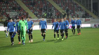 VIITORUL - POLI IASI 0-0 LIVE ACUM   Frasinescu are prima mare ocazie, oaspetii trec pe langa gol