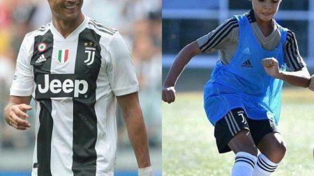 Asa tata, asa fiu! FANTASTIC: cate goluri si cate pase de gol are Ronaldo Jr la Juventus in 23 de meciuri