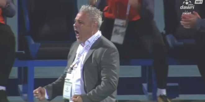 Sumudica, pe urmele Realului! Skomina a luat 2 decizii cu VAR la meciul lui Al Shabab! Ce s-a intamplat