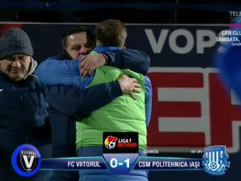 VIITORUL - POLI IASI 0-1 | Final nebun de sezon! Reactia lui Stoican dupa ce Iasi a ajuns pe loc de play-off:  E posibil absolut orice!