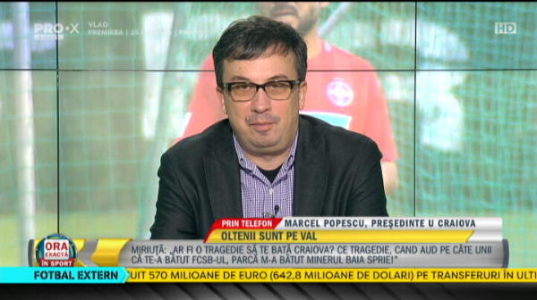 """""""De trei ani isi apara pozitia de vicecampion, e un obiectiv pentru el!"""" Gigi Becali, ironizat dupa o declaratie care a aprins Oltenia"""