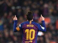 FC BARCELONA 1-0 VALLADOLID! Messi aduce din nou golul victoriei si stabileste un nou record la Barca | Sane i-a spart nasul portarul la golul lui Man City din FA Cup