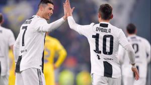 A RUPT PLASA! Gol FANTASTIC dupa ce Ronaldo i-a dat mingea! Ce gest a facut Dybala in fata lui CR7
