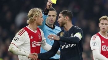 """Sergio Ramos, SOCAT de scandalul de la partida cu Ajax! Cum si-a explicat declaratia: """"N-am avut de ales!"""""""