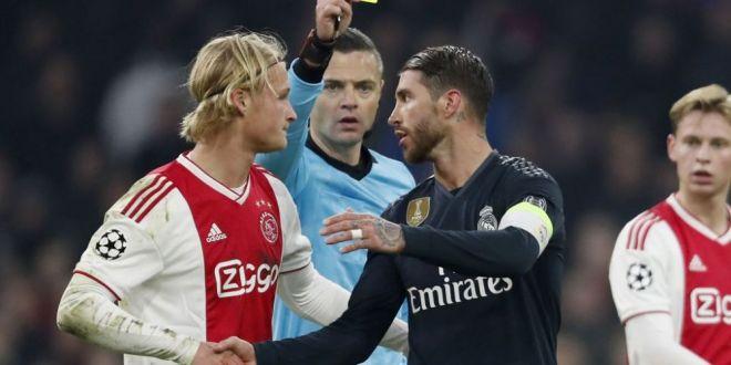 Sergio Ramos, SOCAT de scandalul de la partida cu Ajax! Cum si-a explicat declaratia:  N-am avut de ales!