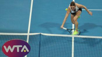 HALEP - MERTENS | Momente incredibile pentru Simona in finala de la Doha! Mertens n-a avut replica