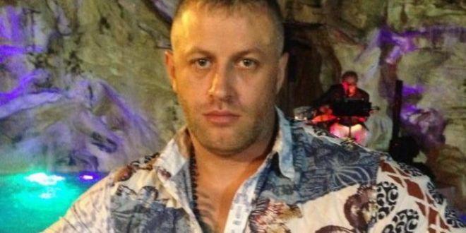 Filmarea in care interlopul brailean Sandel Serbu a fost ucis in Londra, facuta publica