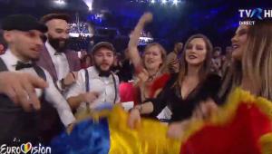 Surpriza uriasa. Cine este castigatorul Eurovision 2019 Romania. VIDEO