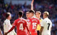 REAL MADRID - GIRONA 1-2 . Stuani si Portu au intors rezultatul, Ramos a primit rosu | FC BARCELONA 1-0 VALLADOLID! Nou record pentru Messi