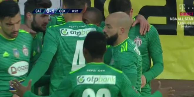 Gaz Metan 0-1 Sepsi! Tandia inscrie din penalty si scoate Gazul lui Edi Iordanescu din play-off. ULTIMELE CALCULE | FC Voluntari 0-0 Dunarea Calarasi