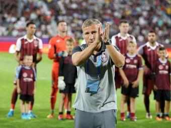 Conceicao, la un pas de demitere! CFR incearca marea lovitura inainte de play-off: Dan Petrescu, inapoi la Cluj