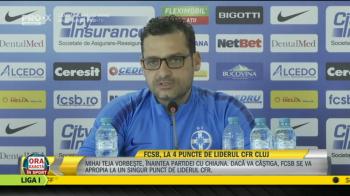 "CONCORDIA - FCSB | Teja a dezvaluit cea mai mare problema a sa la FCSB: ""Este foarte greu, n-am ce sa fac!"" Declaratia data inainte de meciul de luni"
