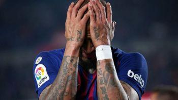 Lovitura pentru un jucator de la Barcelona! Hotii i-au intrat in casa in timp ce se afla pe teren si l-au lasat fara 400.000 de euro