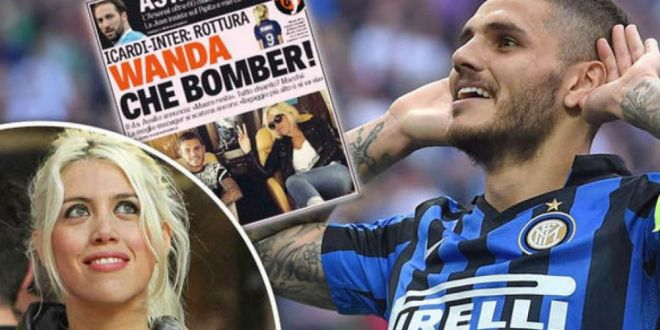 Inacceptabil!  Ce a putut sa ceara Icardi pentru a mai juca vreodata la Inter si cu cine ar fi batut palma in secret