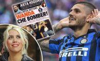 """""""Inacceptabil!"""" Ce a putut sa ceara Icardi pentru a mai juca vreodata la Inter si cu cine ar fi batut palma in secret"""