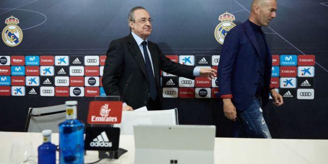 Zidane isi negociaza LA SANGE noul contract: lista cu care s-a prezentat la negocieri! LOVITURA URIASA pentru Real: cum isi  distruge  fosta echipa