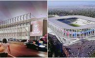 Imagini in PREMIERA cu noile arene pentru EURO 2020. Cum vor arata Steaua, Giulesti si Arcul de Triumf. Ce se intampla cu Dinamo. FOTO