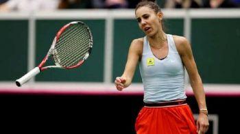 TURNEUL DE LA DUBAI | Cosmar pentru Miki Buzarnescu, ajunsa la a 11-a infrangere la rand! Fara victorie in august 2018, a fost eliminata in primul tur la Dubai