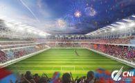 STADION STEAUA | Cum arata arena de 65 de milioane, cu restaurant, muzeu si sala de forta. VIDEO