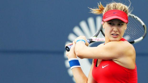 """EUGENIE BOUCHARD, despre meciul cu Simona Halep de la Dubai: """"Are multe arme in arsenal!"""" Ce a facut la finala Roland Garros"""