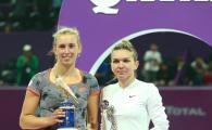 Elise Mertens RUPE TACEREA dupa ce a fost acuzata ca a jucat murdar in finala de la Doha! Ce spune belgianca despre time-out-ul medical care a intors meciul cu Halep