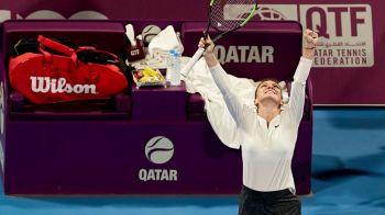 Urcare IMPRESIONANTA pentru Simona Halep in clasamentul pentru Turneul Campioanelor! Pe ce loc a ajuns romanca dupa finala de la Doha