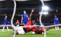CHELSEA - MANCHESTER UNITED 0-2 | Golurile lui Herrera si Pogba o duc pe United in sferturile Cupei