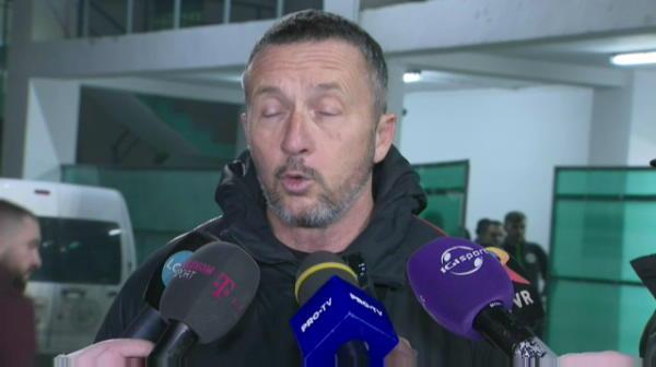 """""""Vine Dudelange si rade de noi"""" Meme Stoica, IRONII la adresa CFR-ului dupa egalul cu Concordia!"""