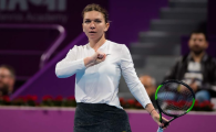 SIMONA HALEP - EUGENIE BOUCHARD 7-6(4) 6-4 | VICTORIEEE! Simona Halep se califica in optimi la Dubai