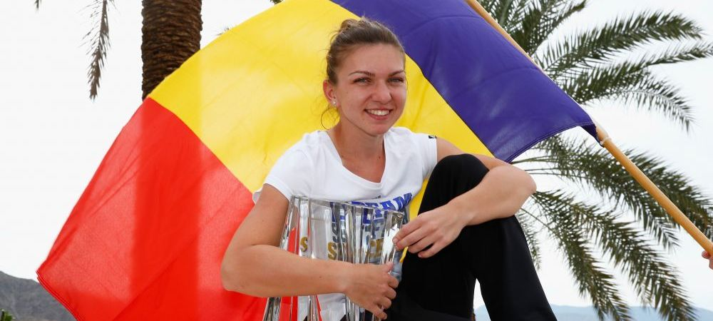 SIMONA HALEP - LESIA TSURENKO 6-3 7-5!GAME! SET! MECI! Simona e in sferturi la Dubai dupa o victorie FULGER cu Tsurenko!