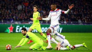 LYON - BARCELONA   Cifre infioratoare pentru Barcelona! Nu au reusit sa rupa un blestem ce dureaza de 3 ani